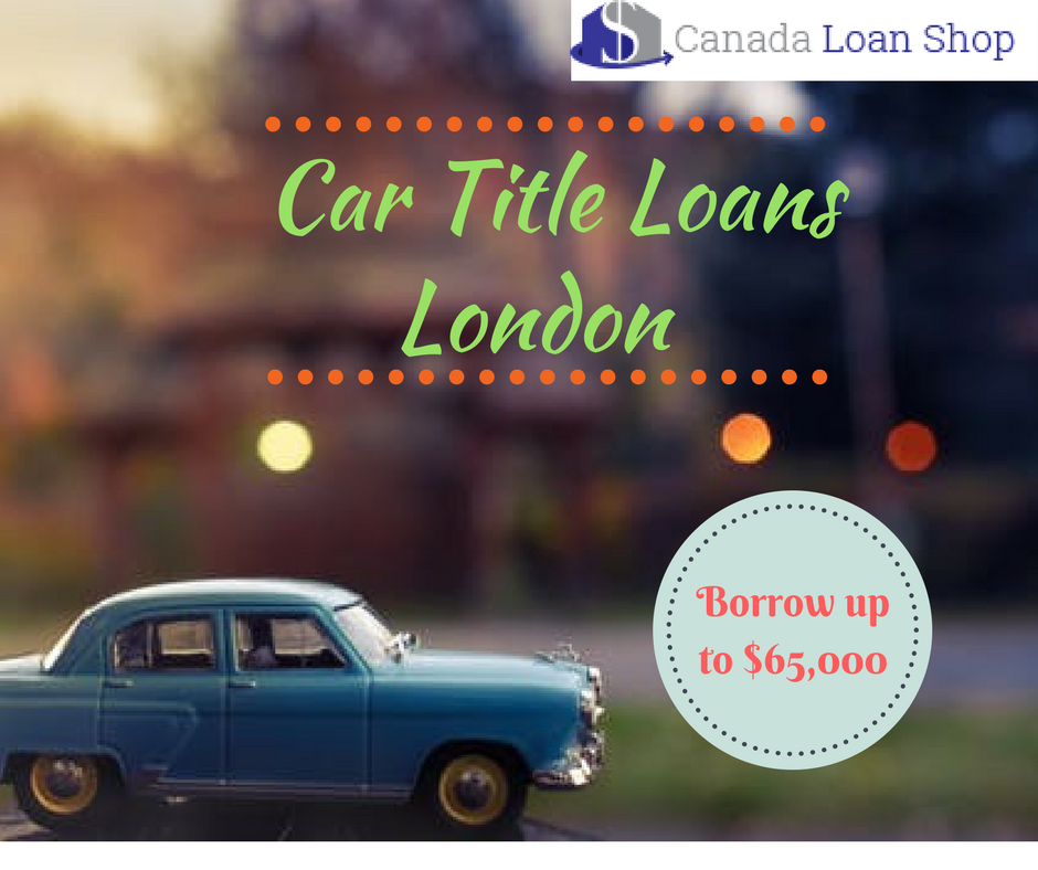 Car Title Loans London