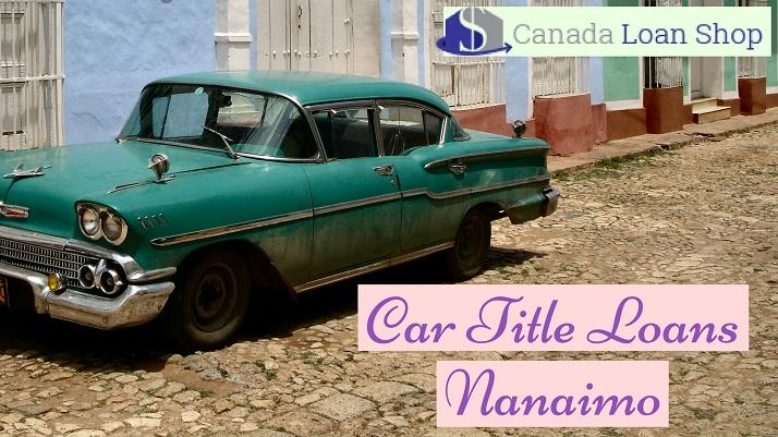 Car Title Loans Nanaimo