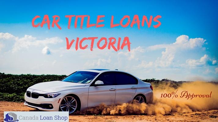 Car Title Loans Victoria