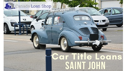 Car Title Loans Saint John