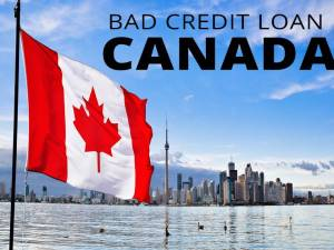 Bad Credit Loan Canada Image