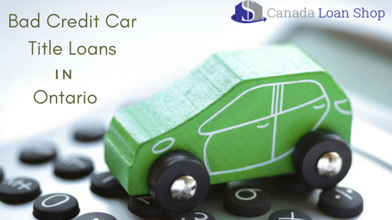 Best Banks To Get A Car Loan With Bad Credit