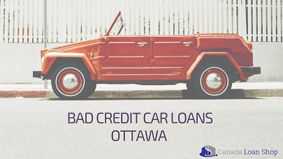 Bad Credit Car Loans Ottawa
