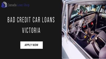 Bad Credit Car Loans Victoria