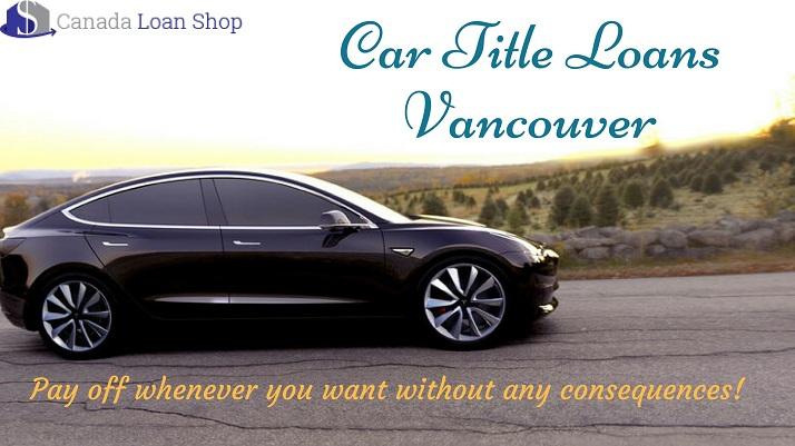 Car Title Loans Vancouver